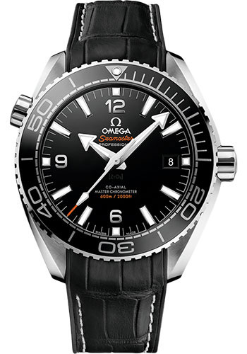 Omega Watches - Seamaster Planet Ocean 600 M Master Co-Axial 43.5 mm - Stainless Steel - Style No: 215.33.44.21.01.001