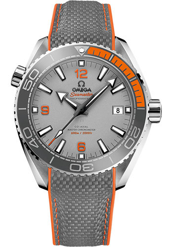 Omega Watches - Seamaster Planet Ocean 600 M Master Co-Axial 43.5 mm - Titanium - Style No: 215.92.44.21.99.001