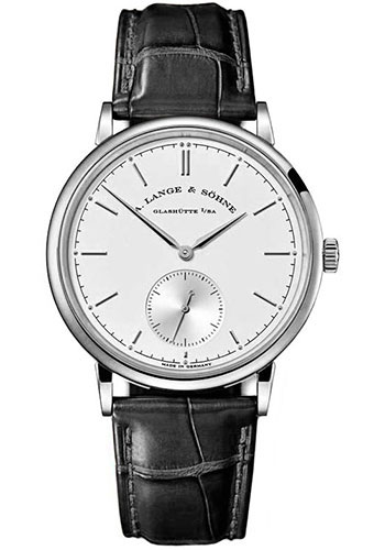 A. Lange & Sohne Watches - Saxonia Manual Wind 37mm - Style No: 216.026