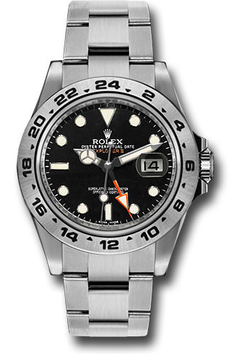 Rolex Watches - Explorer Explorer II - Style No:  216570 bk