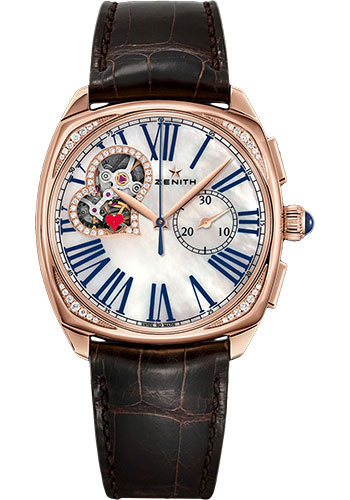 Zenith Watches - Star Open Rose Gold - Style No: 22.1925.4062/80.C725