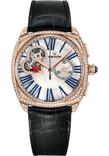 Zenith Watches - Star Open Rose Gold - Style No: 22.1927.4062/80.C714