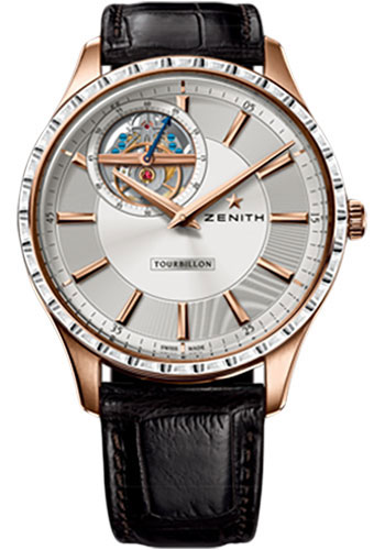 Zenith Watches - Captain Tourbillon - Style No: 22.2190.4041/01.C498