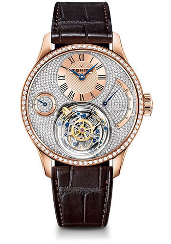 Zenith Watches - Academy Christophe Colomb - Style No: 22.2210.8804/79.C713