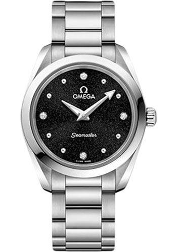 Omega Watches - Seamaster Aqua Terra 150M Quartz 28 mm - Style No: 220.10.28.60.51.001