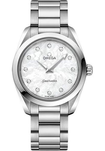 Omega Watches - Seamaster Aqua Terra 150M Quartz 28 mm - Style No: 220.10.28.60.55.001