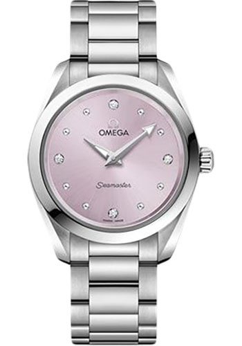 Omega Watches - Seamaster Aqua Terra 150M Quartz 28 mm - Style No: 220.10.28.60.60.001