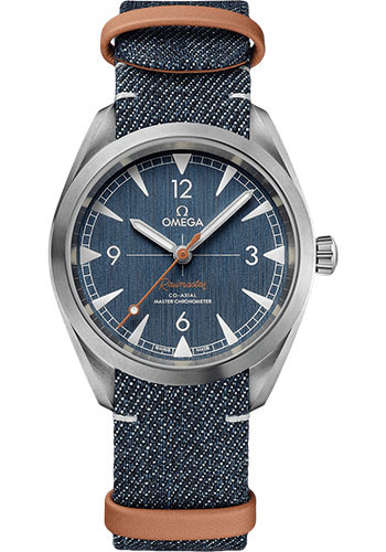 Omega Watches - Seamaster Railmaster 40 mm - Stainless Steel - NATO Strap - Style No: 220.12.40.20.03.001