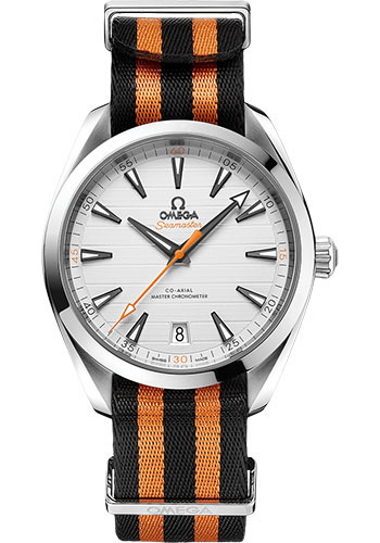 Omega Watches - Seamaster Aqua Terra 150M Master Co-Axial 41 mm - Stainless Steel - Golf Edition - Style No: 220.12.41.21.02.003