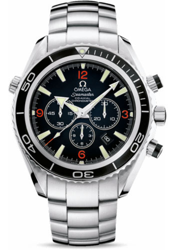 Omega Watches - Seamaster Planet Ocean 600 M Co-Axial 45.5 mm - Stainless Steel - Style No: 2210.51.00