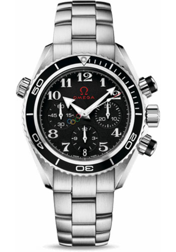 Omega Watches - Specialities Olympic Collection Timeless - Style No: 222.30.38.50.01.003