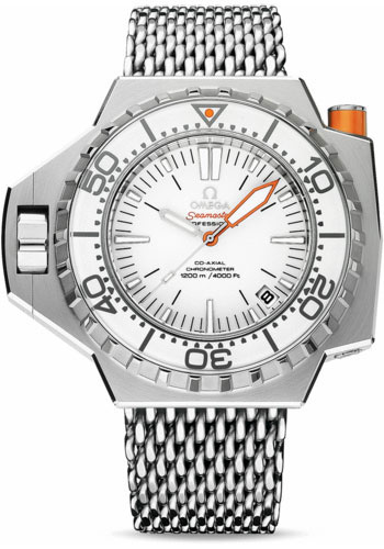 Omega Watches - Seamaster Ploprof 1200 M Co-Axial Stainless Steel - Style No: 224.30.55.21.04.001