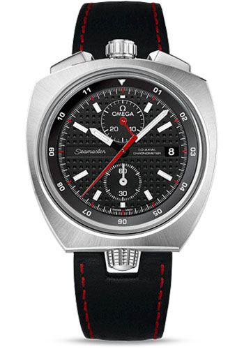 Omega Watches - Seamaster Bullhead Co-Axial Chronograph - Style No: 225.12.43.50.01.001