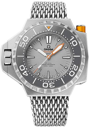 Omega Seamaster Ploprof 1200m Co Axial Master Watches