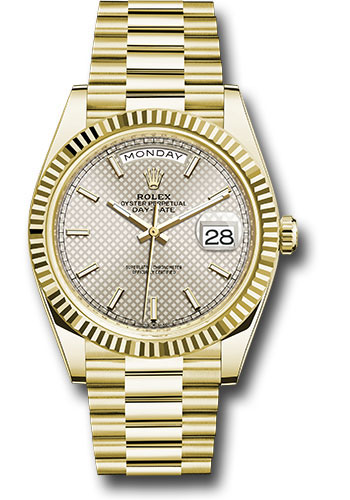 Rolex Watches - Day-Date 40 Yellow Gold - Style No: 228238 sdmip