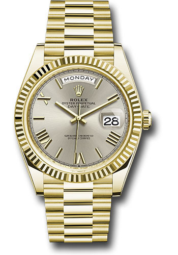 Rolex Watches - Day-Date 40 Yellow Gold - Style No: 228238 srp