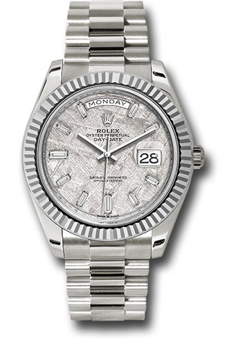 Rolex Watches - Day-Date 40 White Gold - Style No: 228239 mtdp