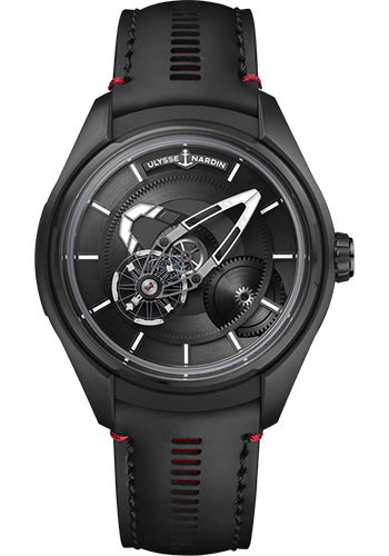 Ulysse Nardin Watches - Freak Freak X - Style No: 2303-270.1/BLACK