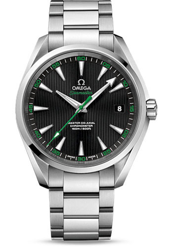 Omega Watches - Seamaster Aqua Terra 150 M Master Co-Axial 41.5 mm - Golf - Style No: 231.10.42.21.01.004
