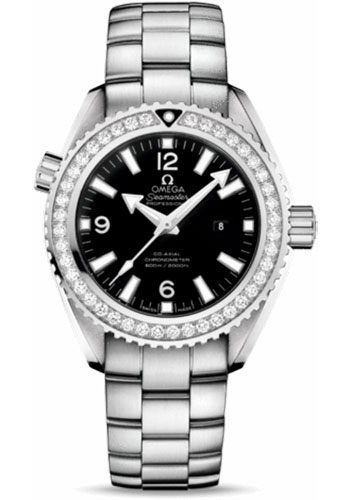 Omega Watches - Seamaster Planet Ocean 600 M Co-Axial 37.5 mm - Stainless Steel - Style No: 232.15.38.20.01.001