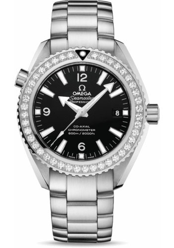 Omega Watches - Seamaster Planet Ocean 600 M Co-Axial 42 mm - Stainless Steel - Style No: 232.15.42.21.01.001