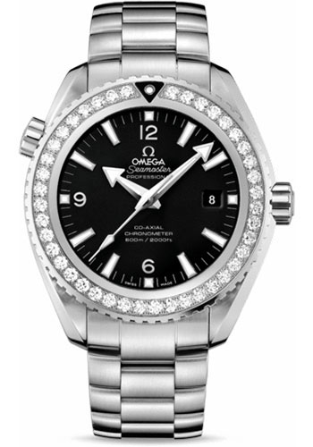 Omega Watches - Seamaster Planet Ocean 600 M Co-Axial 45.5 mm - Stainless Steel - Style No: 232.15.46.21.01.001