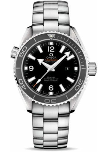 Omega Watches - Seamaster Planet Ocean 600 M Co-Axial 37.5 mm - Stainless Steel - Style No: 232.30.38.20.01.001