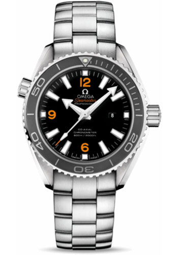 Omega Watches - Seamaster Planet Ocean 600 M Co-Axial 37.5 mm - Stainless Steel - Style No: 232.30.38.20.01.002