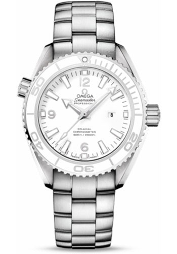 Omega Watches - Seamaster Planet Ocean 600 M Co-Axial 37.5 mm - Stainless Steel - Style No: 232.30.38.20.04.001
