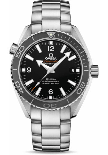 Omega Watches - Seamaster Planet Ocean 42 mm Stainless Steel - Style No: 232.30.42.21.01.001