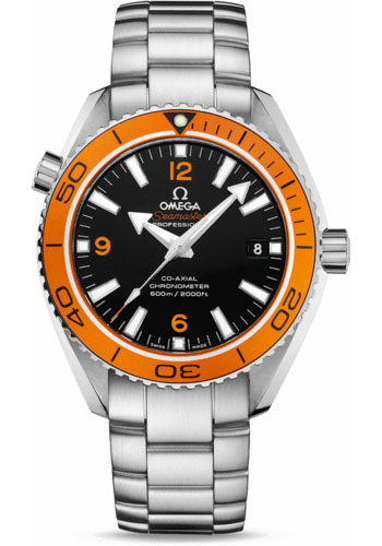 Omega Watches - Seamaster Planet Ocean 600 M Co-Axial 42 mm - Stainless Steel - Style No: 232.30.42.21.01.002