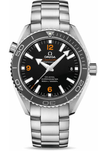 Omega Watches - Seamaster Planet Ocean 42 mm Stainless Steel - Style No: 232.30.42.21.01.003