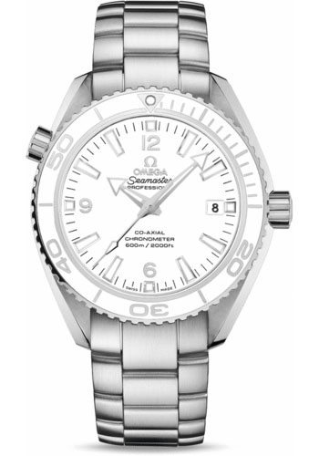Omega Watches - Seamaster Planet Ocean 600 M Co-Axial 42 mm - Stainless Steel - Style No: 232.30.42.21.04.001