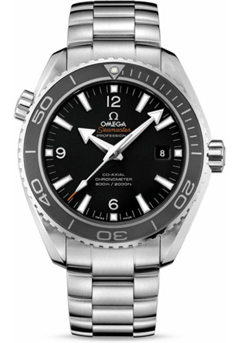 Omega Watches - Seamaster Planet Ocean 600 M Co-Axial 45.5 mm - Stainless Steel - Style No: 232.30.46.21.01.001