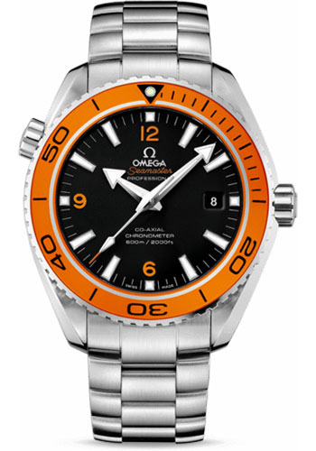 Omega Watches - Seamaster Planet Ocean 600 M Co-Axial 45.5 mm - Stainless Steel - Style No: 232.30.46.21.01.002
