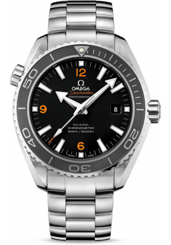 Omega Watches - Seamaster Planet Ocean 600 M Co-Axial 45.5 mm - Stainless Steel - Style No: 232.30.46.21.01.003