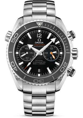 Omega Watches - Seamaster Planet Ocean 600 M Co-Axial 45.5 mm - Stainless Steel - Style No: 232.30.46.51.01.001
