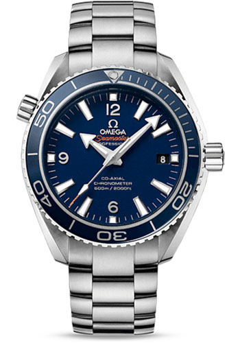 Omega Watches - Seamaster Planet Ocean 600 M Co-Axial 42 mm - Titanium - Style No: 232.90.42.21.03.001