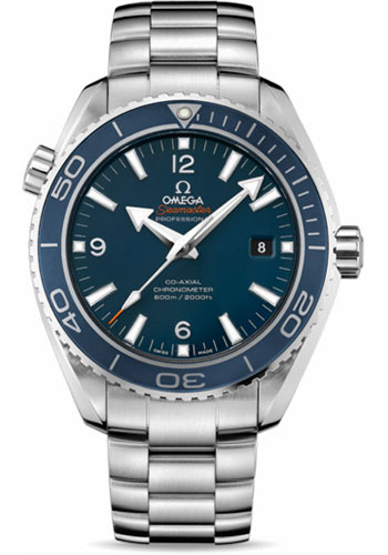 Omega Watches - Seamaster Planet Ocean 600 M Co-Axial 45.5 mm - Titanium - Style No: 232.90.46.21.03.001