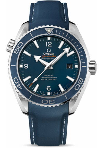 Omega Watches - Seamaster Planet Ocean 600M Co-Axial 45.5 mm - Titanium - Style No: 232.92.46.21.03.001