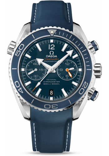 Omega Watches - Seamaster Planet Ocean 600 M Co-Axial Chronograph 45.5 mm - Titanium - Style No: 232.92.46.51.03.001