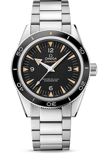 Omega Watches - Seamaster 300 Omega Master Co-Axial 41 mm - Stainless Steel - Style No: 233.30.41.21.01.001