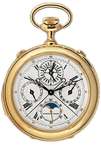 Audemars Piguet Watches - Pocket-Watch Grande Complication - Style No: 25701BA.OO.0000xx.02