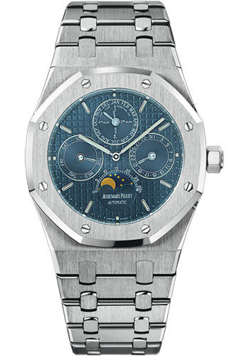 Audemars Piguet Watches - Royal Oak Perpetual Calendar - Stainless Steel - Style No: 25820ST.OO.0944ST.04