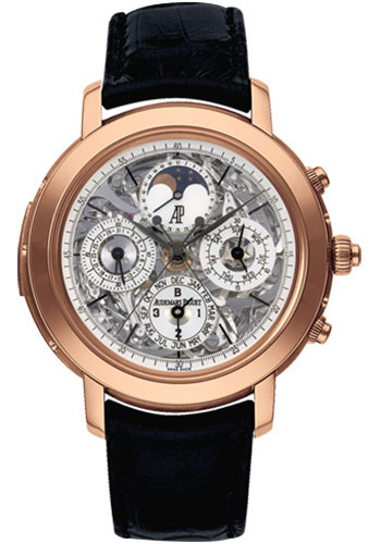 Audemars Piguet Watches - Jules Audemars Grande Complication - Style No: 25996OR.OO.D002CR.01