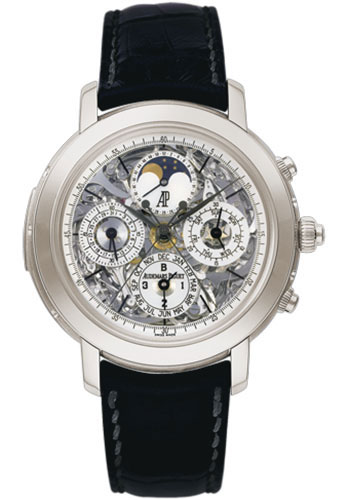 Audemars Piguet Watches - Jules Audemars Grande Complication - Style No: 25996TI.OO.D002CR.01