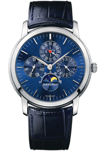 Audemars Piguet Watches - Jules Audemars Perpetual Calendar - Style No: 26000PT.OO.D028CR.01