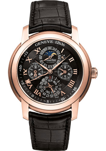 Audemars Piguet Watches - Jules Audemars Equation Of Time - Style No: 26003OR.OO.D002CR.01