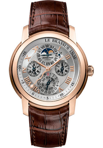 Audemars Piguet Watches - Jules Audemars Equation Of Time - Style No: 26003OR.OO.D088CR.01