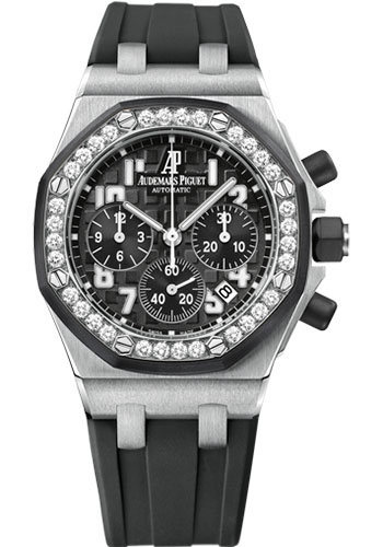 Audemars Piguet Watches - Royal Oak Offshore Chronograph 37mm - Stainless Steel - Style No: 26048SK.ZZ.D002CA.01